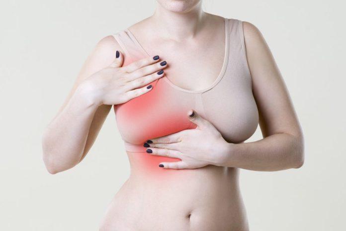 8 sintomas de alerta ao câncer de mama