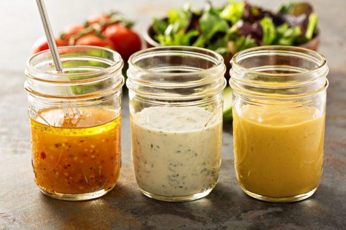 4 molhos especiais para salada