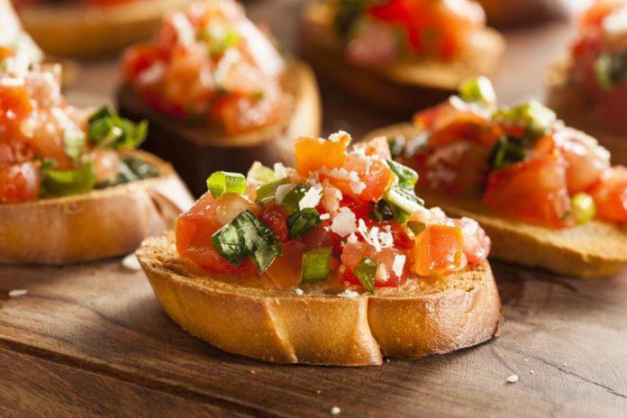 Culinária italiana – 7 pratos famosos
