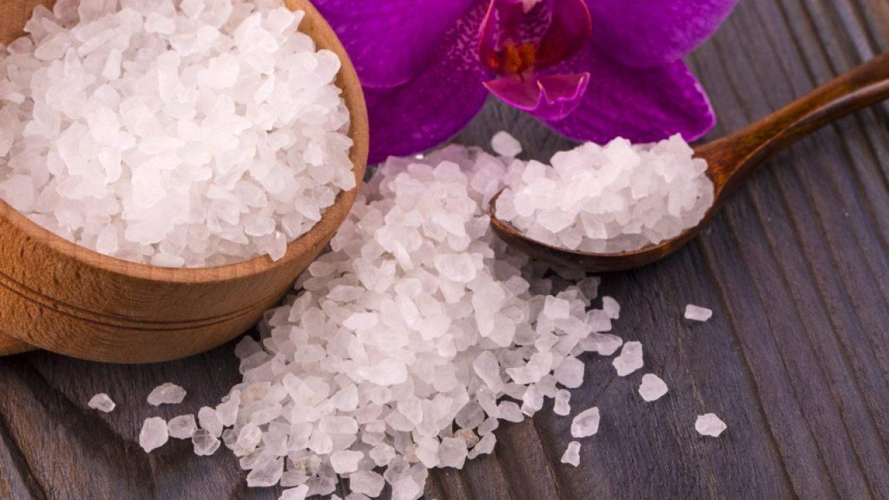 Sal amargo – Um velho conhecido com muitos benefícios - Feliz Melhor Idade