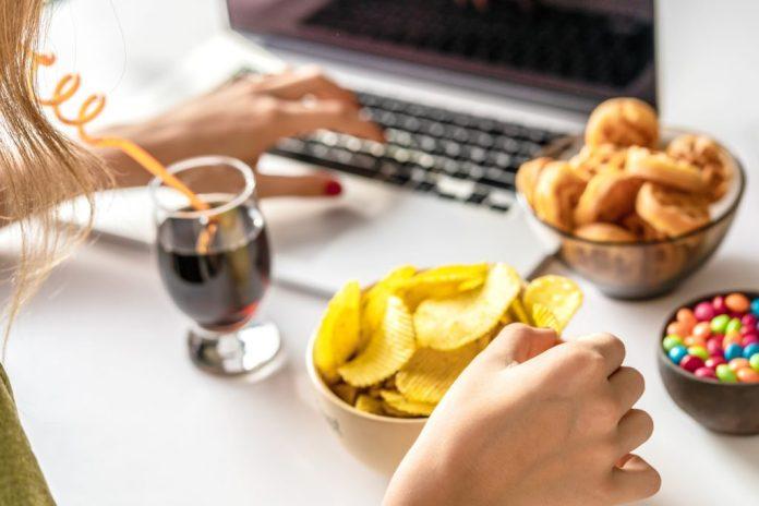 Principais maus hábitos alimentares