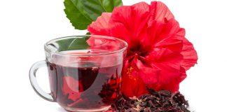 Dieta do chá de hibisco para emagrecer