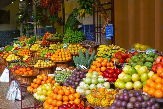Frutas e vegetais com ação anti-inflamatória