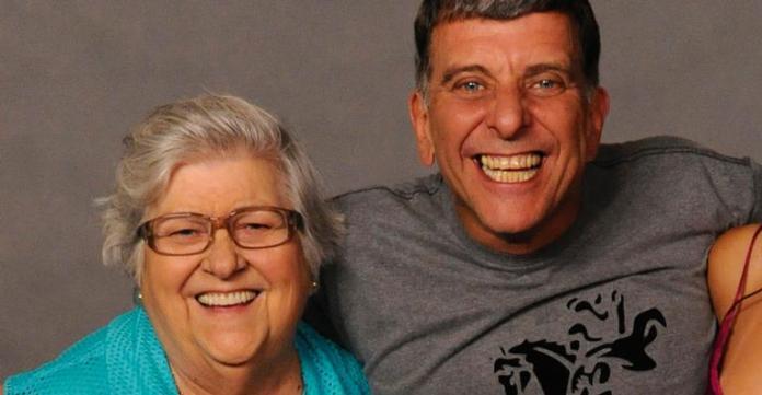 Jorge Fernando ajudou a mãe a realizar sonho de ser atriz