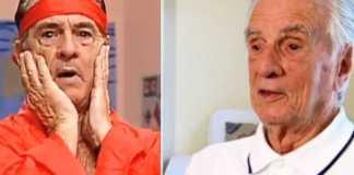 """Ator Orlando Drummond """"Seu Peru"""" completa 100 anos"""