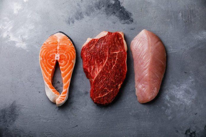 Carne branca e carne vermelha – Entenda os benefícios de cada