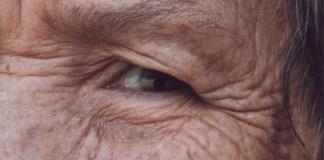 Os olhos na Terceira Idade