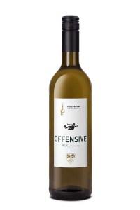 "2018 Weißwein-Cuvée ""Offensive"" trocken"