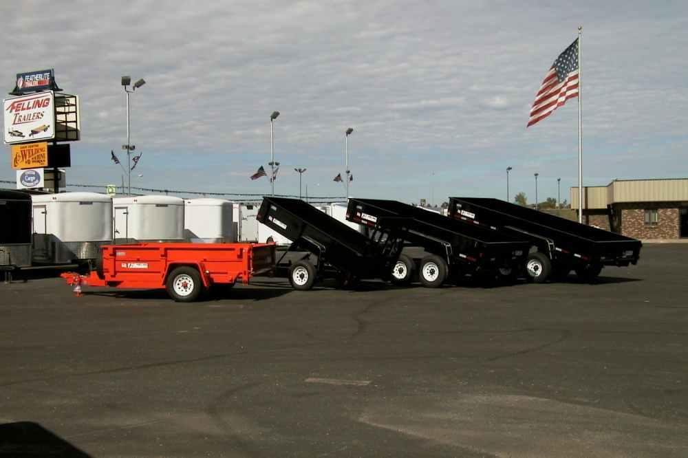 medium resolution of dumpline4 hydraulic dump trailer system