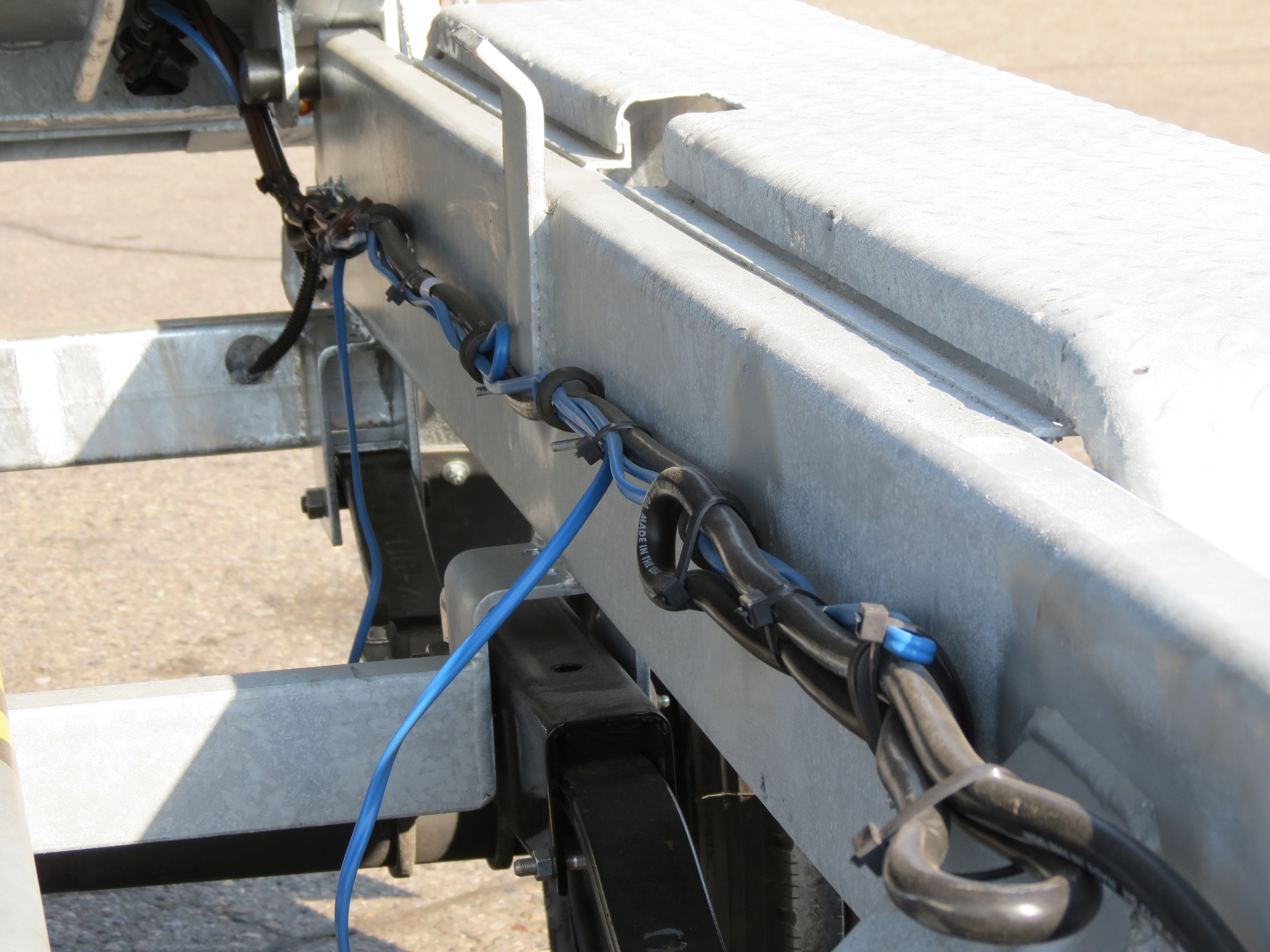 There Here Is The Wiring Diagram For The Trailer Wiring For Your Truck