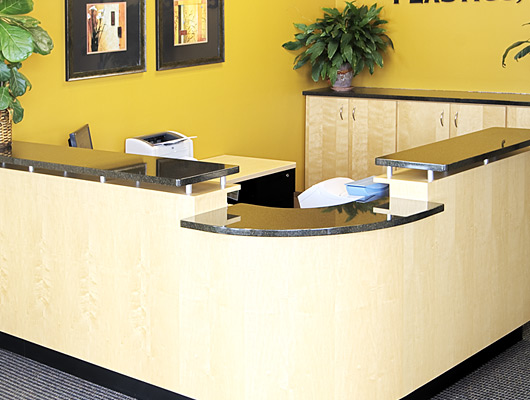 Reception Desk Lobby Desk Reception Counter Front Desk Table Felling Products