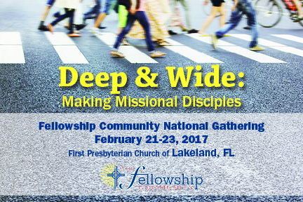 Missional Event Postcard front