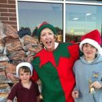 Cathy Lamb jolly elf