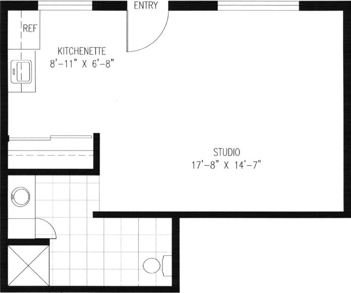 Independent Living Cost and Floor Plans in Tucson, AZ