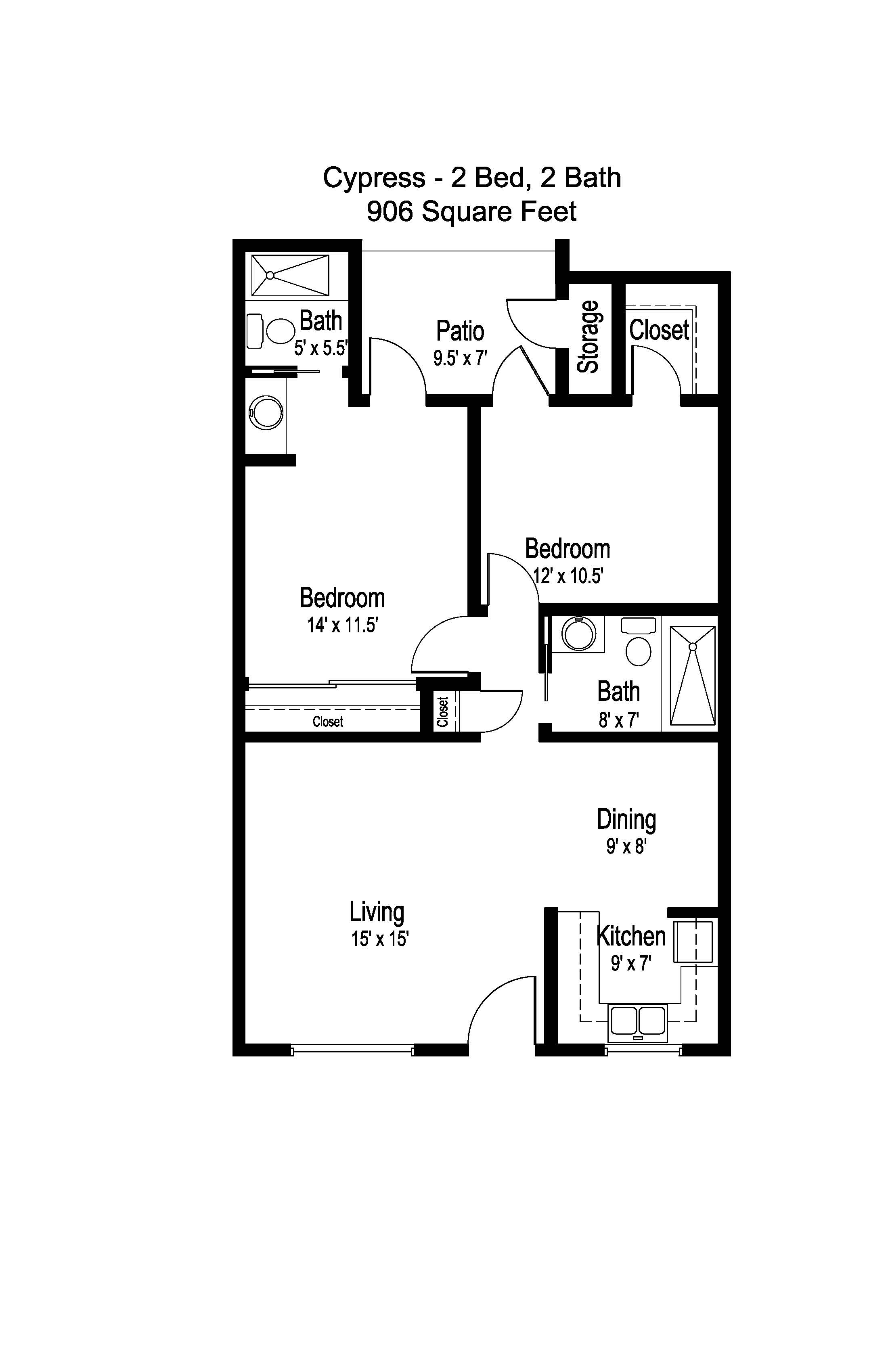 Independent Living Prices & Floor Plans in Mesa, AZ