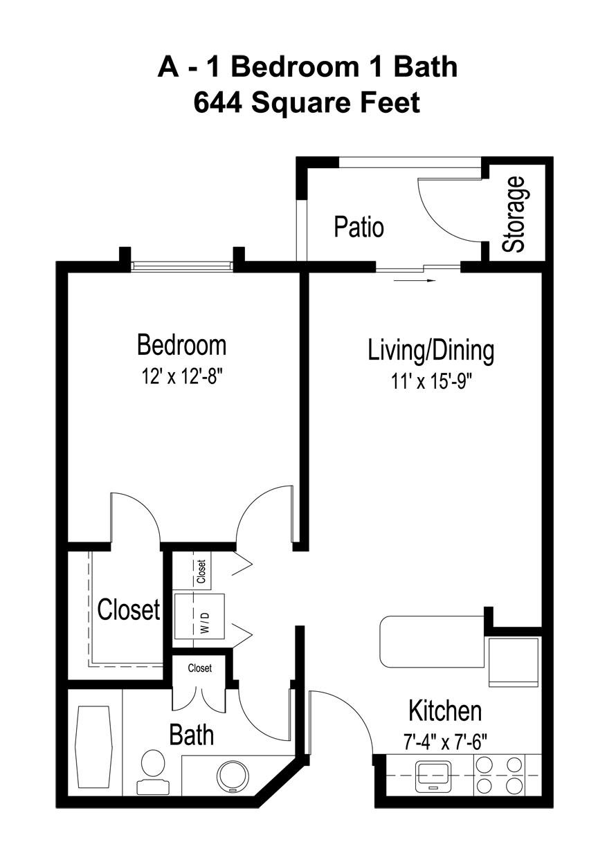 Independent Living Floor Plans & Prices in Phoenix, AZ
