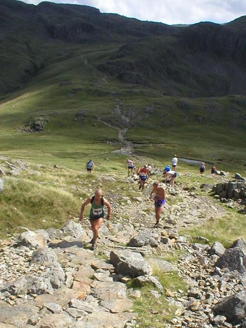 trail, fell or a bit of both? Borrowdale Fell Race