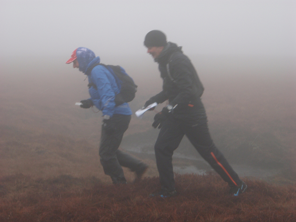 winter fell running - a different type of hard