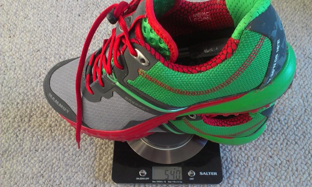 Mammut MTR 201 trail shoes