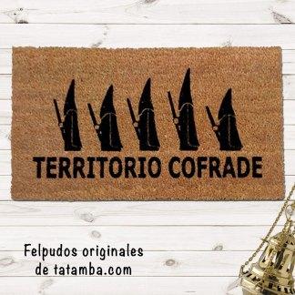 Felpudo Cofrade