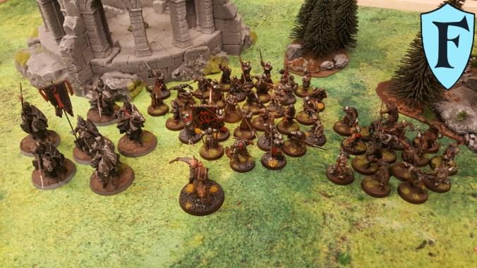 Das Heer von Minas Morgul