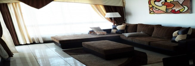 2bed, 3bath furnished serviced guesthouse Nyari