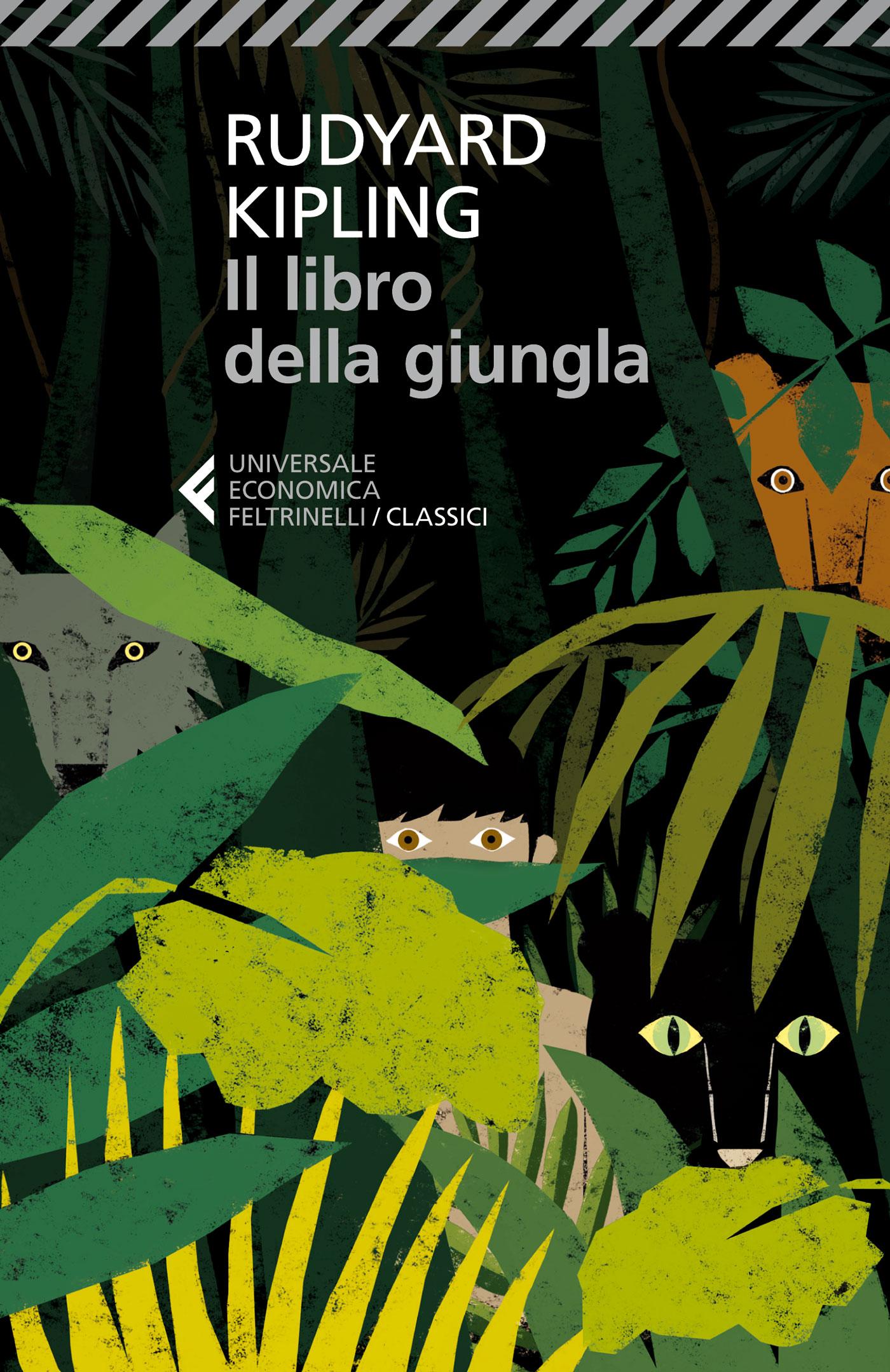 Il libro della giungla-Kipling