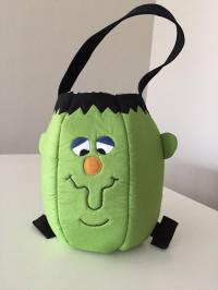 Easy Trick or Treat Bag Pattern to Sew 9 - Halloween bag ...