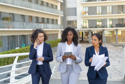 Challenging myths about women in leadership