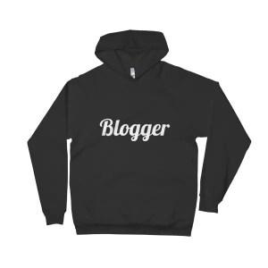 Blogger Fleece Hoodie mockup b693a3d2