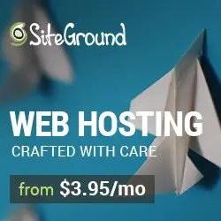 TOP 5 HOSTING SITES FOR BLOGS & WEBSITES siteground