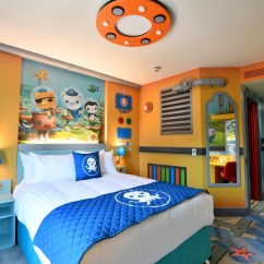 Sofa Bed To Bunk Beds Armless Full Sleeper Alton Towers Cbeebies Land Hotel Review