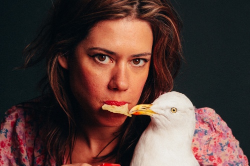 Lou Sanders discusses her new show at the Edinburgh Fringe