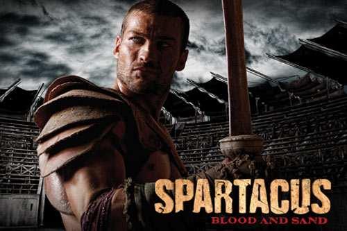 Spartacus Blood