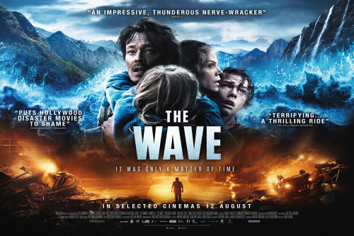 The Wave Brand New Trailer  Poster