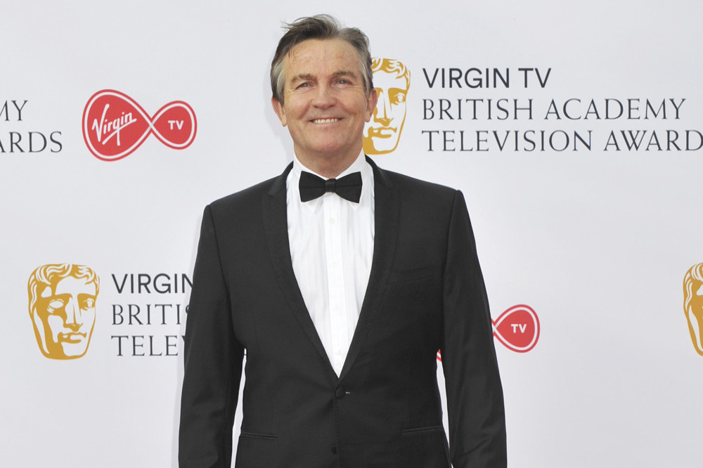 Itv the chase presenter bradley walsh found himself walking away from the podium on today's show. Bradley Walsh starring in The Larkins as ITV confirms ...