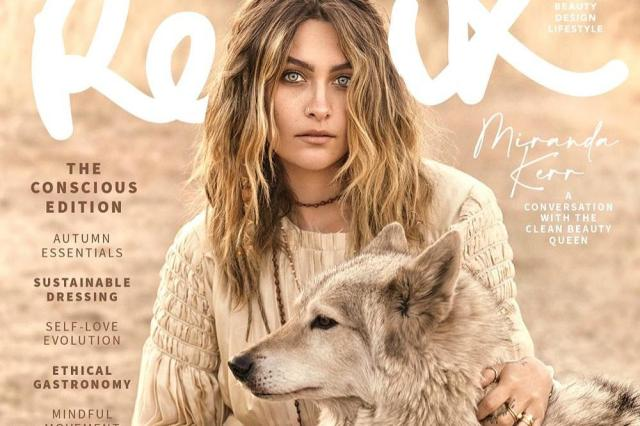 Paris Jackson for Remix magazine