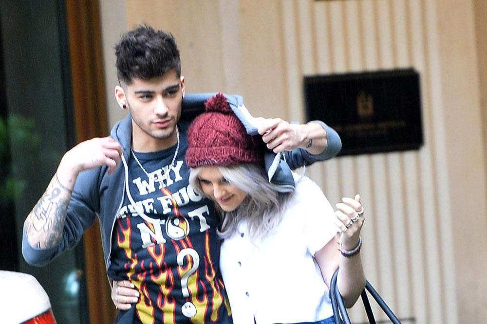 Perrie Edwards And Zayn Engaged