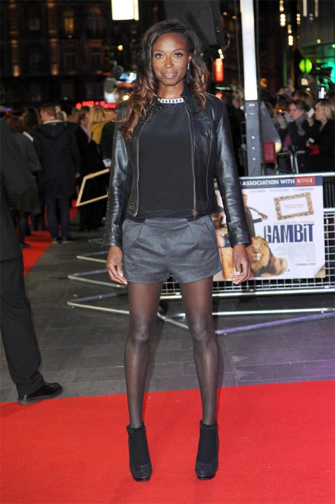 Lorraine Pascale I Dont Want Bake Off Role