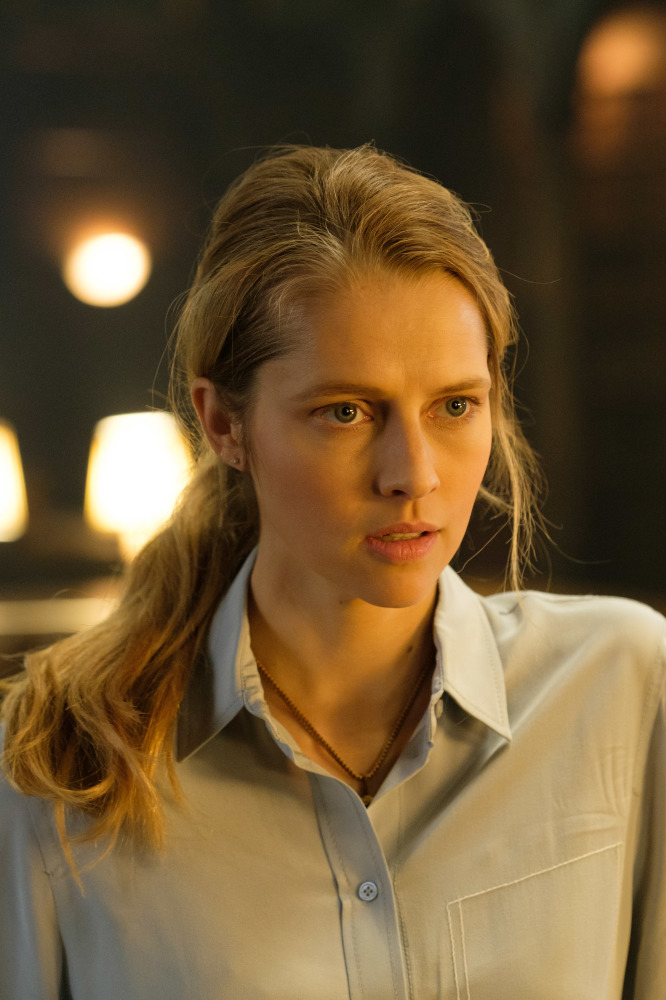 Teresa Palmer discusses her new series A Discovery of