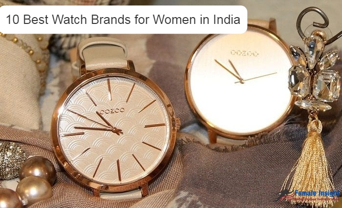 10 Best Watch Brands for Women
