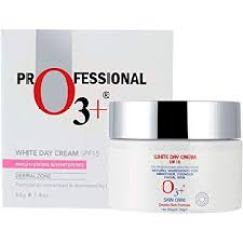 O3+ Professional Whitening Cream