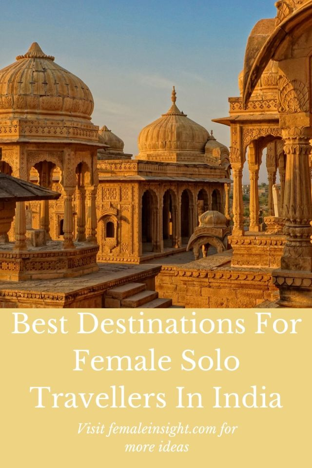 Top 10 Tips for Women Travellers