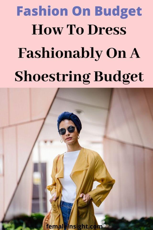 Fashion On Budget