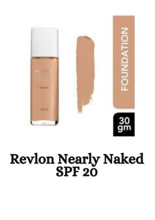 Revlon Nearly Naked SPF 20
