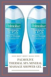 Palmolive Thermal Spa Mineral Massage Shower Gel 1