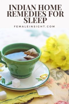 Indian Home Remedies for Sleep