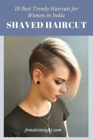 Trendy Haircuts for Women in India