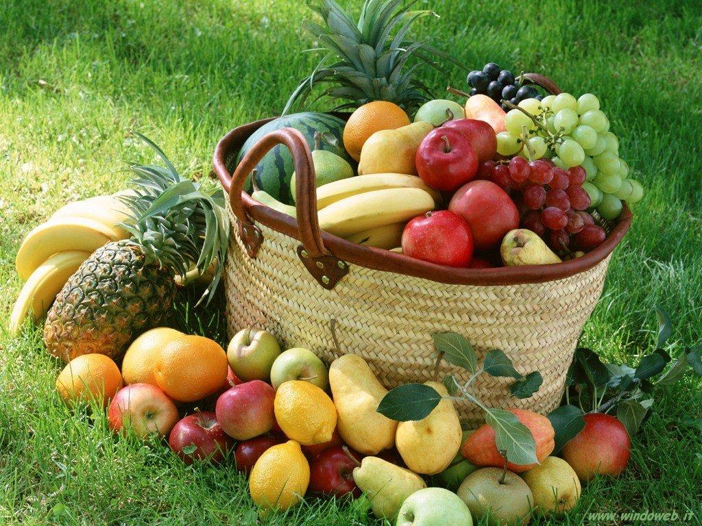 Carrello della spesa: frutta e verdura di maggio