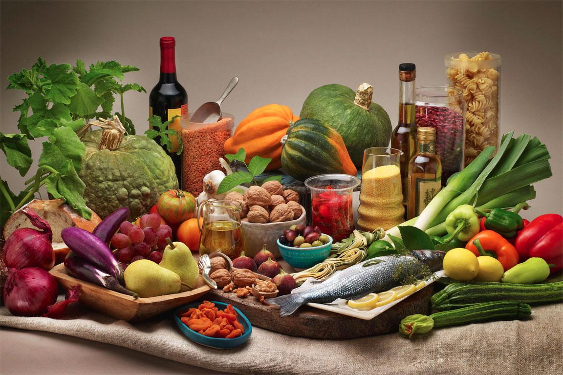 Dieta mediterranea: mangiare bene e mantenersi in forma